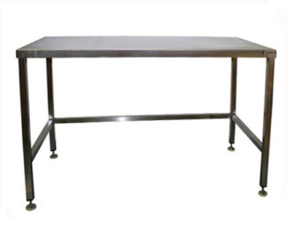 EnduraSteel Stainless Steel Surgical Prep Table