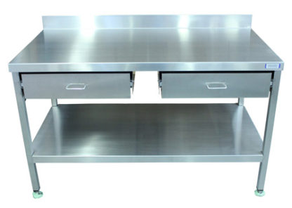Stainless Steel Medical Equipment Table