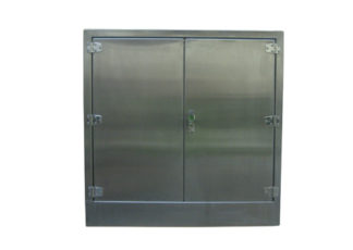 SterilKleen® Stainless Steel Medical Storage Cabinet