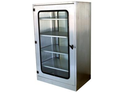 SterilKleen® Stainless Steel Operating Room Casework Cabinet
